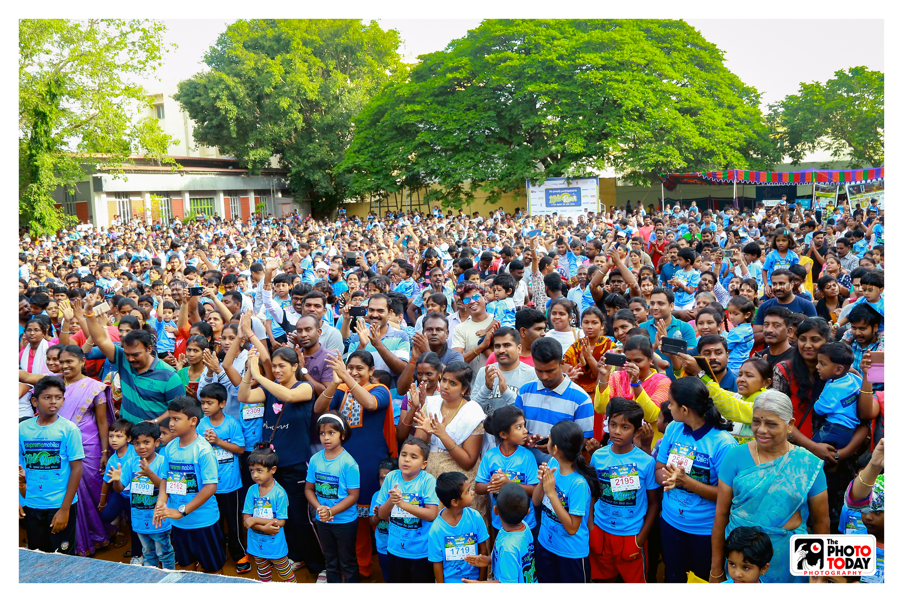 """KIDS RUN"" An event for family & kids, for a good social cause ""A run against girl child abuse"""