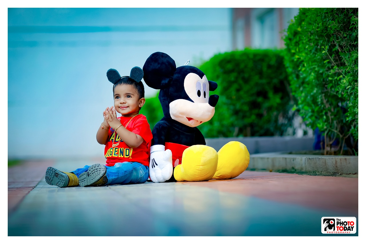 Mickey version 2!!Ready for the adventure!!